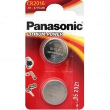 Μπαταρία Λιθίου Panasonic Lithium Power CR2016 3V